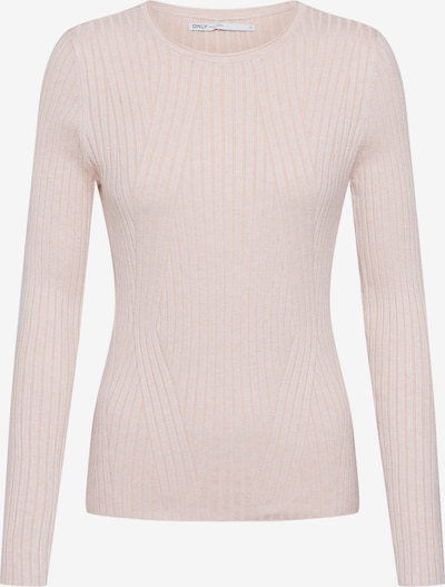 ONLY Pullover 'Natalia' in puder, Produktansicht