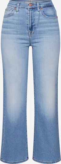 7 for all mankind Jeans 'Alexa' in de kleur Lichtblauw, Productweergave