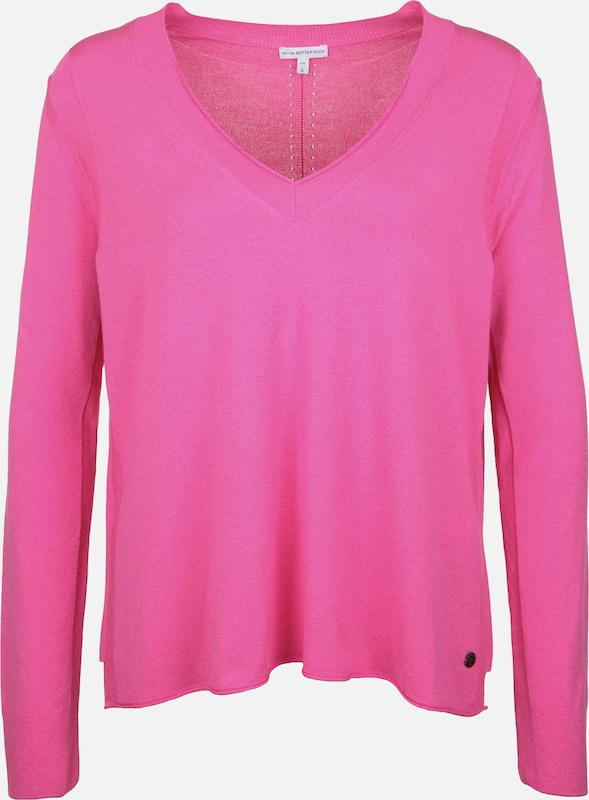 BETTER RICH Pullover in pink: Frontalansicht