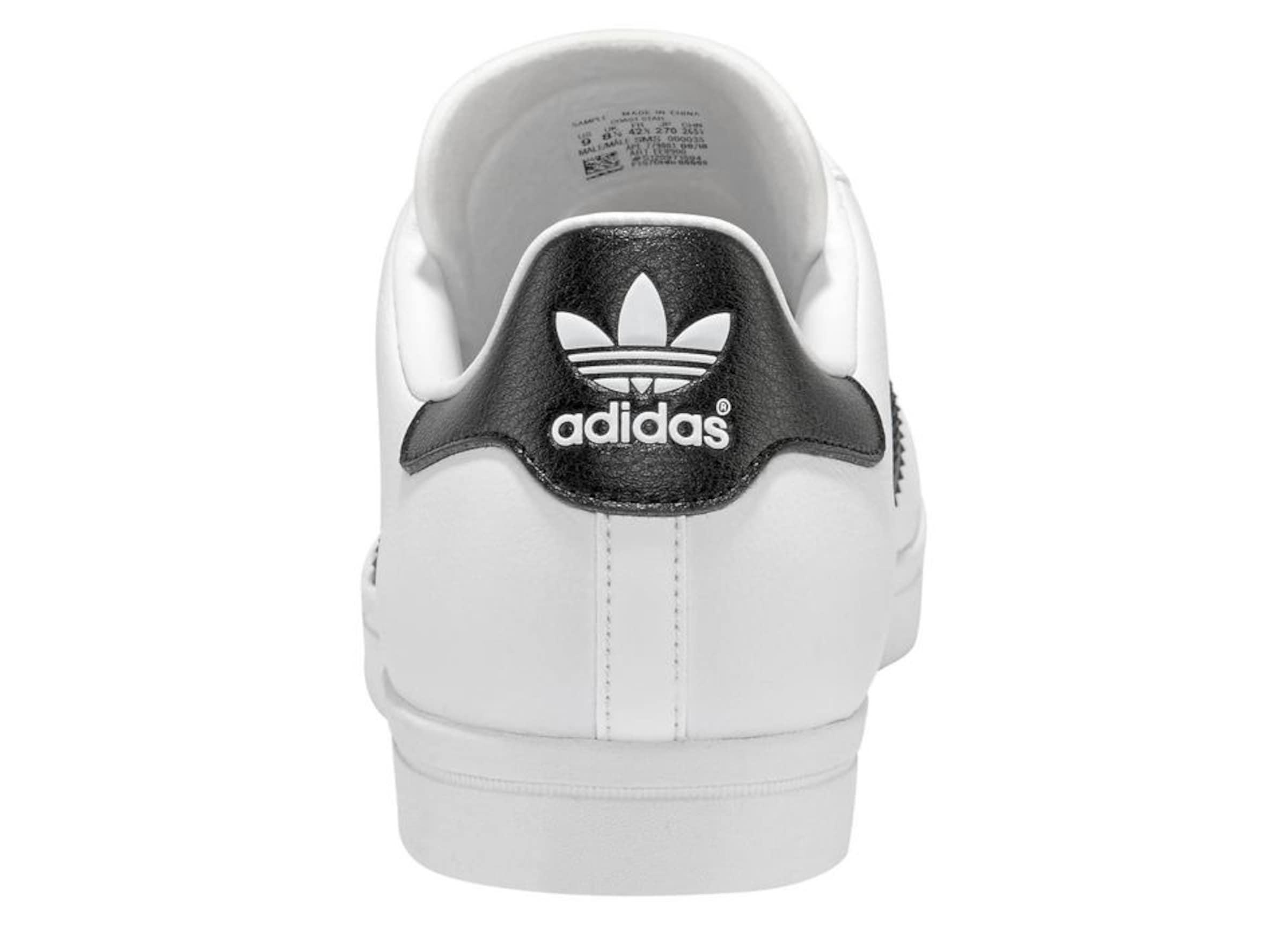In SchwarzWeiß Originals Schuh 'coast Star' Adidas 9IWEYbeDH2