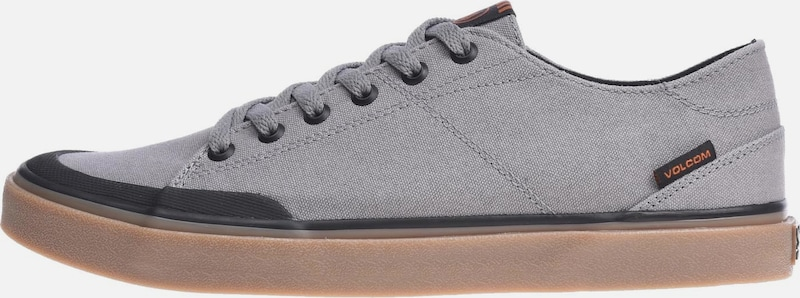 You About Sneakers Lichtgrijs Laag In 'leeds Canvas' Volcom FUCA0wwq
