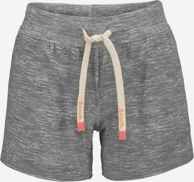BENCH Shorts in grau, Produktansicht