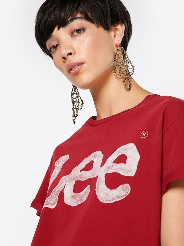 Lee T-Shirt 'Logo Tee'