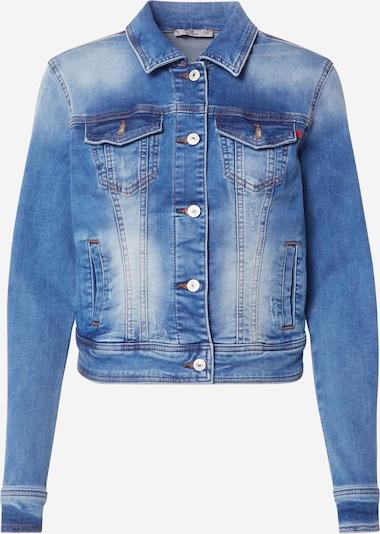 LTB Jeansjacke 'Destin' in blue denim, Produktansicht