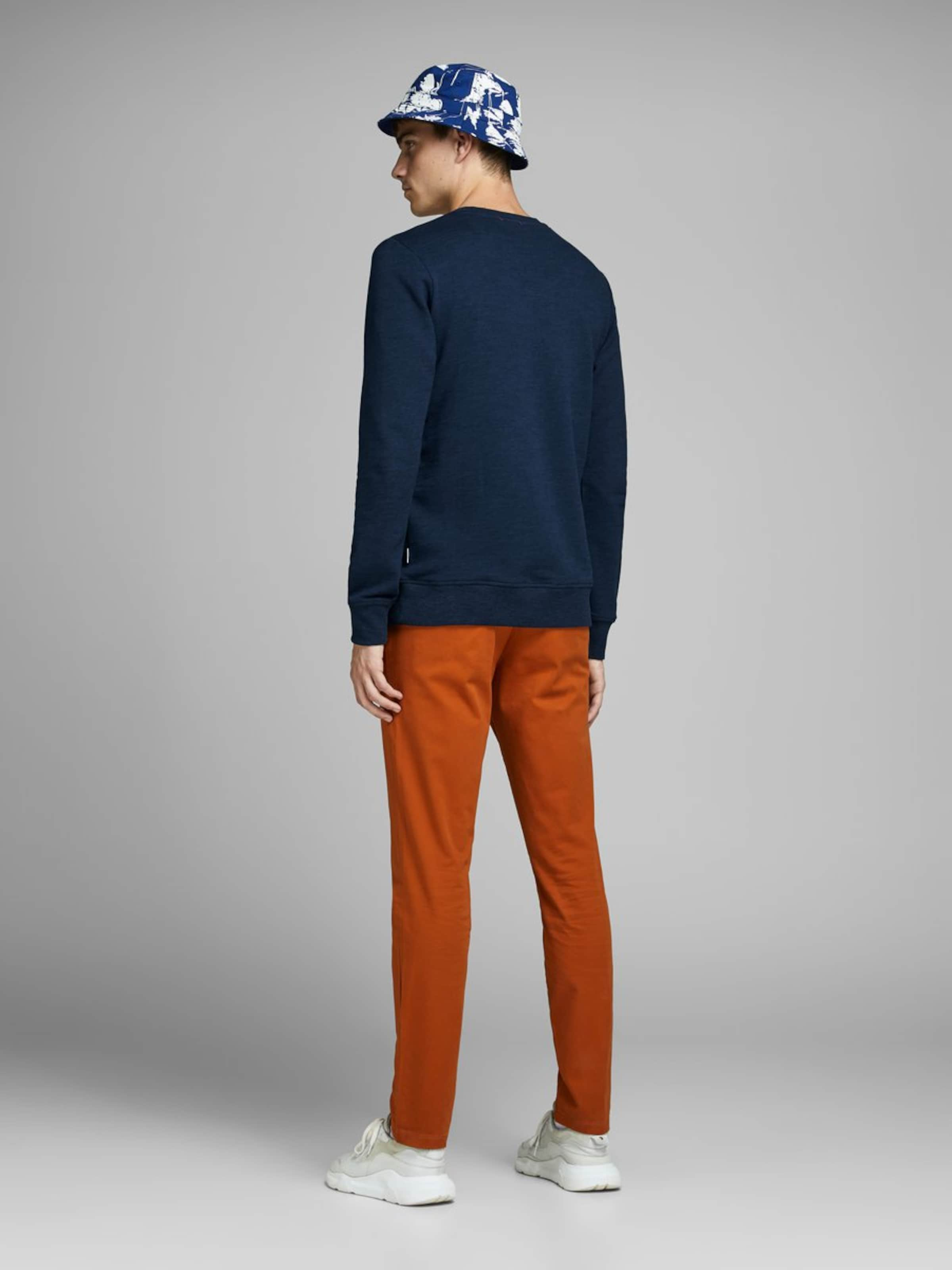 NavyRot Jones In Jackamp; Sweatshirt Jackamp; Sweatshirt In Jones 45q3ARjL