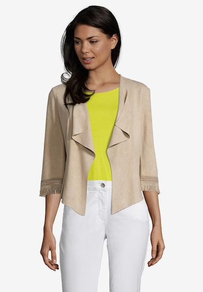 Betty Barclay Sommerjacke in beige, Modelansicht