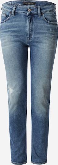 DRYKORN Jeans 'Slick' in de kleur Blauw denim, Productweergave