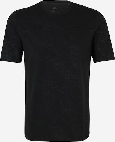 ADIDAS PERFORMANCE Sportshirt in schwarz, Produktansicht
