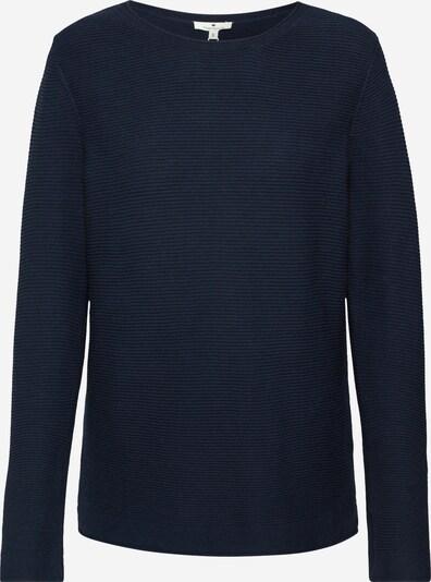 TOM TAILOR Pullover 'ottoman' in blau, Produktansicht