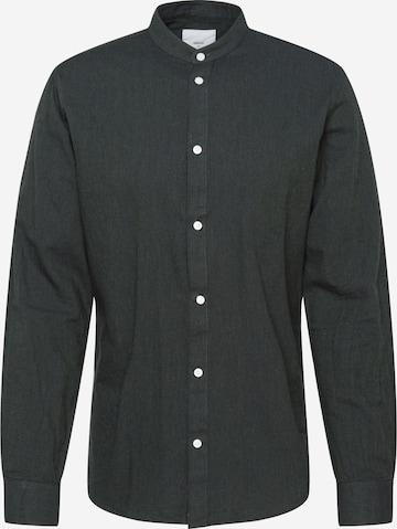 minimum Hemd 'Anholt' in Grün