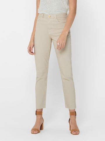 ONLY Jeans 'Emily' in Beige