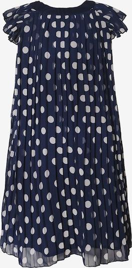 ESPRIT Kleid in blau / weiß, Produktansicht