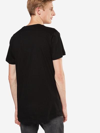 Urban Classics T-Shirt in schwarz: Rückansicht