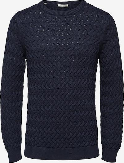 Megztinis iš SELECTED HOMME , spalva - tamsiai mėlyna, Prekių apžvalga