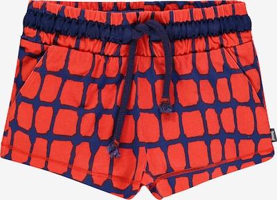 IMPS&ELFS Shorts 'Corpus Christi' in blau / rot, Produktansicht