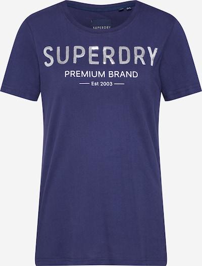 Superdry Koszulka 'PREMIUM SEQUIN ENTRY TEE' w kolorze granatowym, Podgląd produktu