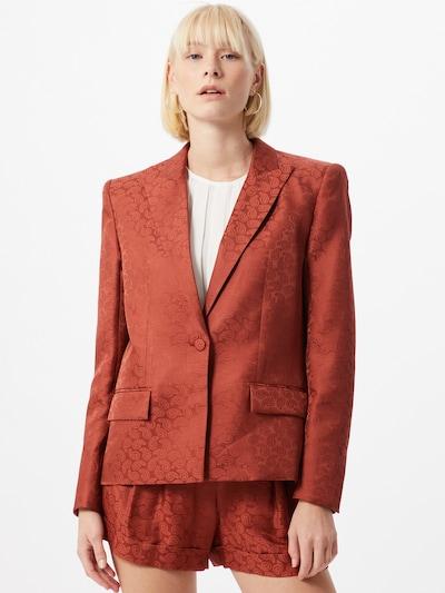 The Kooples Blazer 'Veste' | rdeča barva: Frontalni pogled