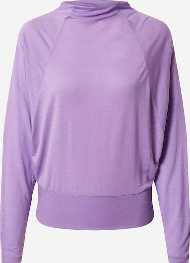 EDITED T-shirt 'Amanda' en violet, Vue avec produit