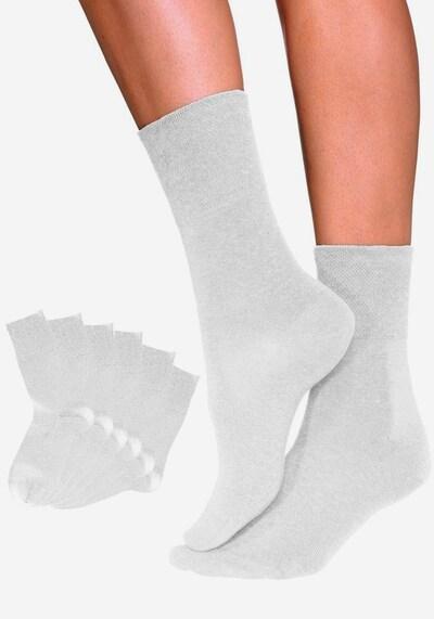ROGO Socken in weiß, Produktansicht