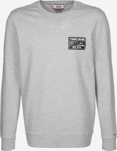 Tommy Jeans Sweater ' Black Label ' in grau, Produktansicht