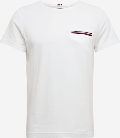 TOMMY HILFIGER Shirt in blau / rot / weiß, Produktansicht
