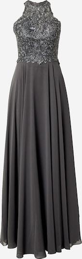 LUXUAR Robe de soirée en gris, Vue avec produit