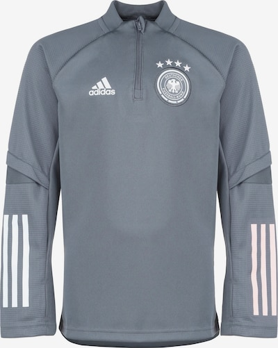 ADIDAS PERFORMANCE Sportief sweatshirt 'EM 2020' in de kleur Grijs, Productweergave