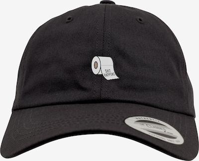 Mister Tee Dad Cap 'Happens' in schwarz, Produktansicht