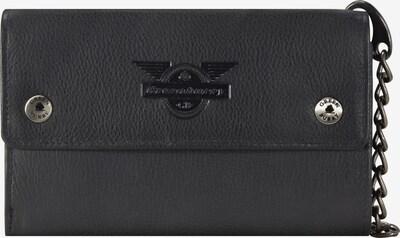 GREENBURRY Portemonnee 'Black Wings' in de kleur Zwart, Productweergave