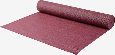 YOGISTAR.COM Yogamatte in bordeaux, Produktansicht