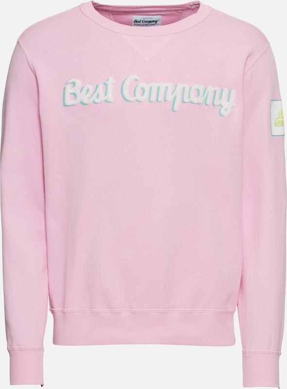 Company Best Sweat VertRose En shirt 'crew' QdxeWBrCo