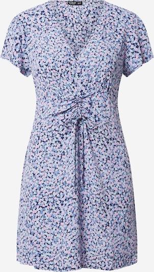 Cotton On Robe d'été 'WOVEN MARISSA' en bleu / mélange de couleurs, Vue avec produit