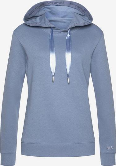 HIS JEANS Sweatshirt in Dusty blue, Item view