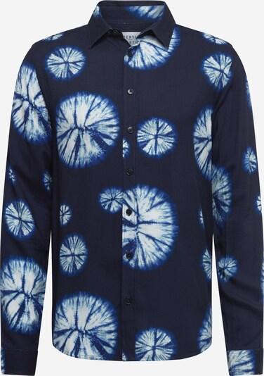 Libertine-Libertine Hemd 'BABYLON' in blau, Produktansicht