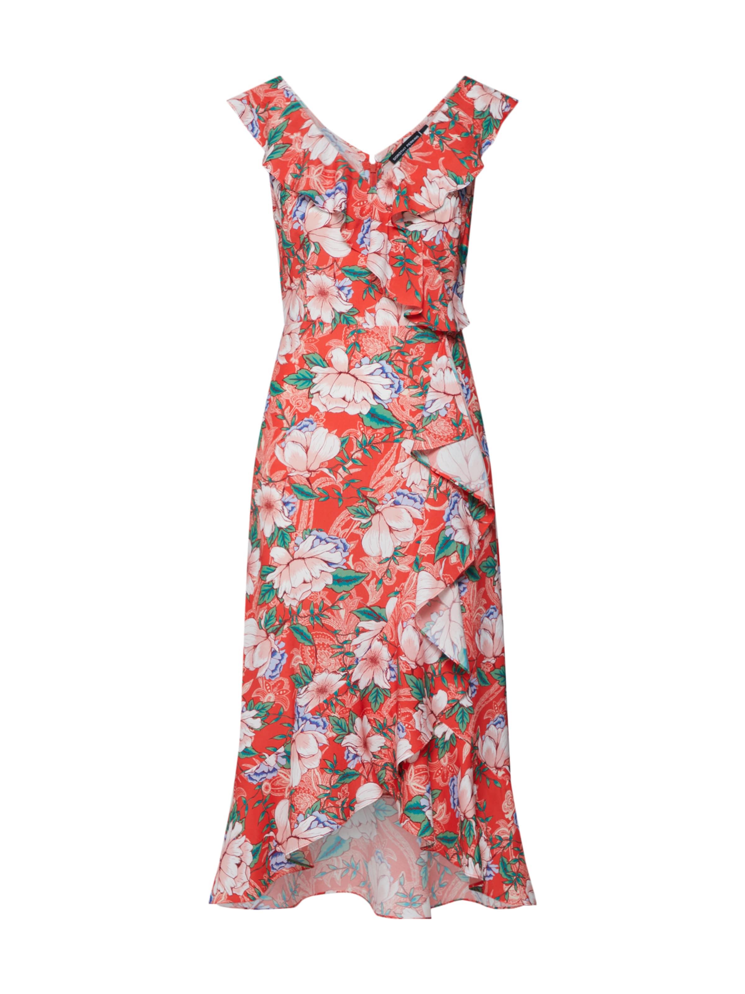 In Dorothy Perkins Perkins GrasgrünRot Kleid Dorothy 0mwv8nN