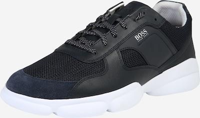 BOSS Sneakers laag 'Rapid_Runn_melt' in de kleur Donkerblauw, Productweergave