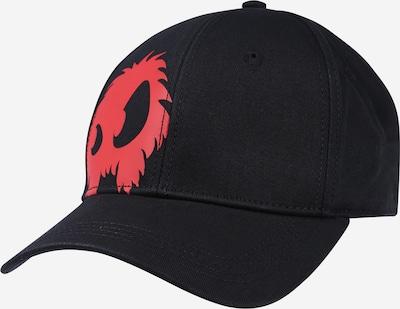 McQ Alexander McQueen Čepice 'BASEBALL' - červená / černá, Produkt