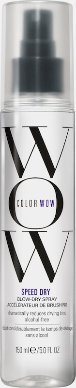 Color WOW Föhnlotion 'Speed Dry' in schwarz / naturweiß, Produktansicht