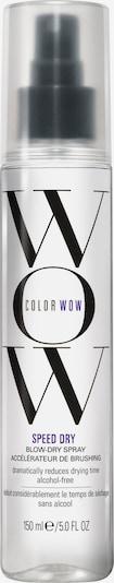 Color WOW Föhnlotion 'Speed Dry' in schwarz / naturweiß: Frontalansicht