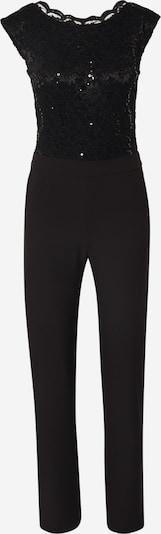 SWING Jumpsuit 'HOSENANZUG' in de kleur Zwart, Productweergave
