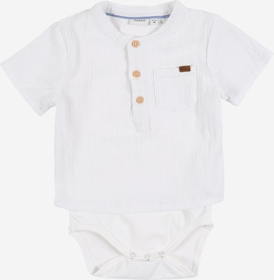 NAME IT Dupačky/body 'NBMHAWK SS BODY SHIRT' - bílá, Produkt