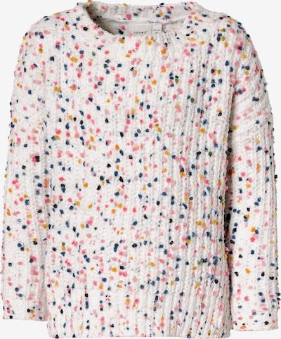 NAME IT Pullover in mischfarben / weiß, Produktansicht