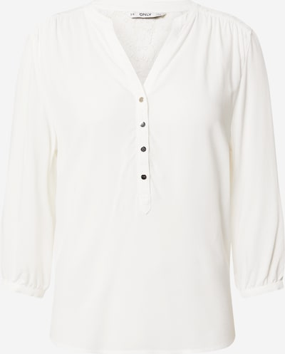 ONLY Blouse in de kleur Offwhite, Productweergave