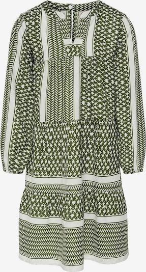KIDS ONLY Kleid  'ALBERTE' in grün / weiß, Produktansicht