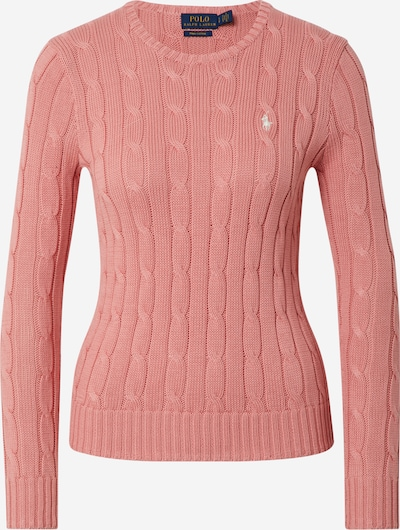 POLO RALPH LAUREN Trui 'JULIANNA-CLASSICLONG SLEEVE-SWEATER' in de kleur Rosé, Productweergave