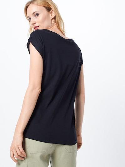 Iriedaily T-shirt 'Skateowl 2' en noir / blanc: Vue de dos