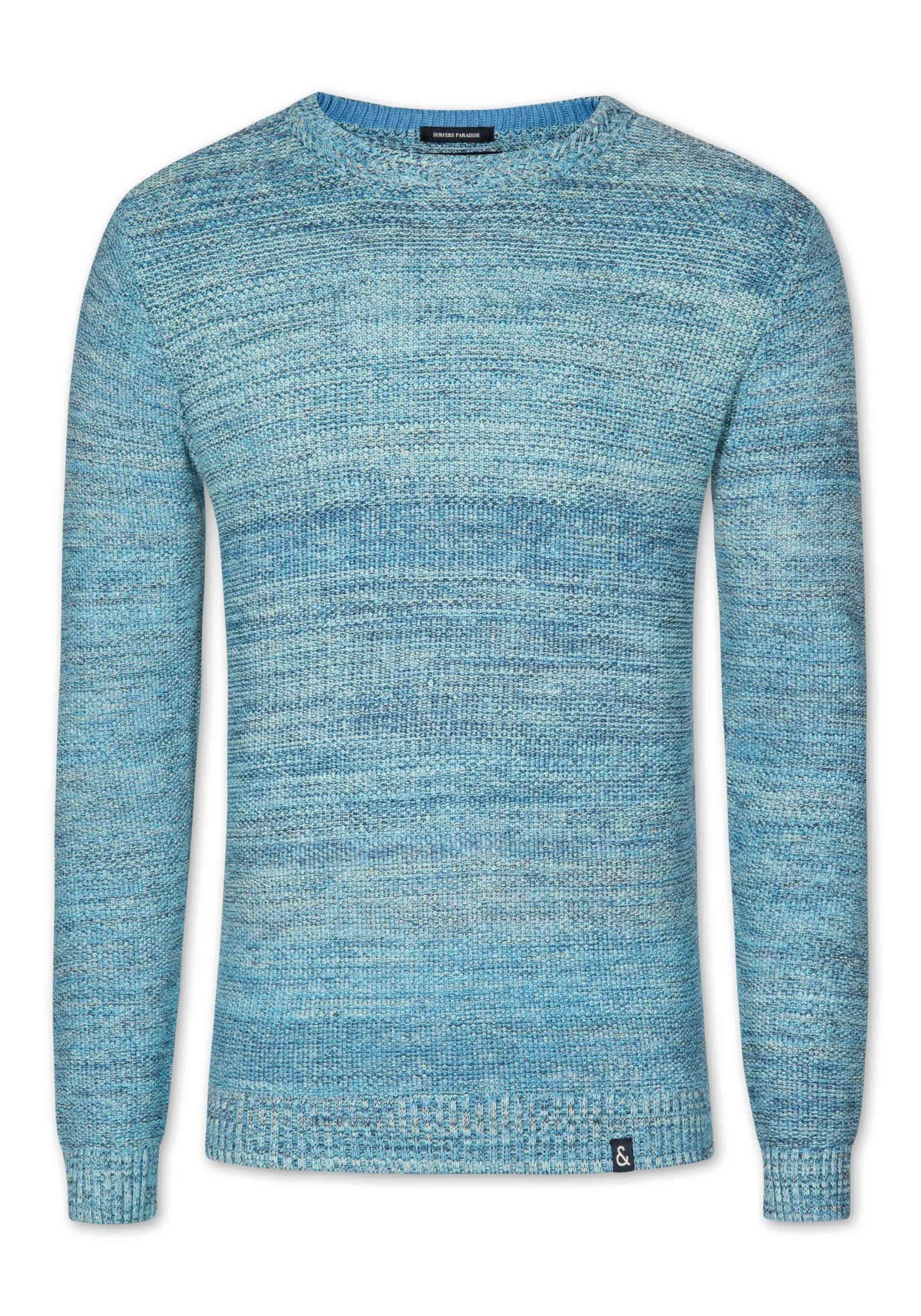 In Sons BlaumeliertPetrol 'stan' Coloursamp; Pullover rBdeWCQxoE