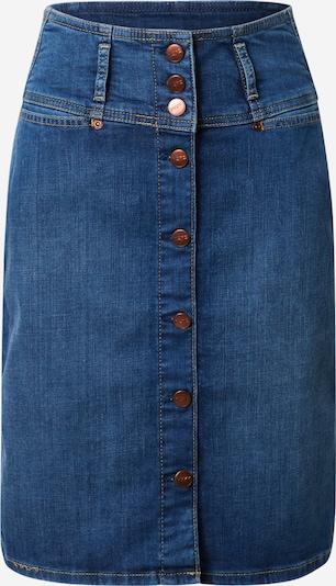 Pepe Jeans Rock 'Evelyn' in blau, Produktansicht