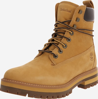 TIMBERLAND Schnürboots  'Courma Guy Boot WP' in camel, Produktansicht