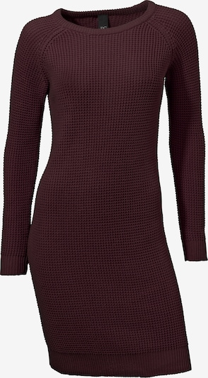 heine Knit dress in Bordeaux, Item view